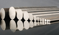 Duplex Steel Bars, Rods & Wires