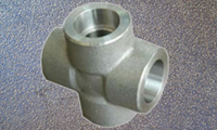 ASME B16.11 Forged Socket Weld Equal & Unequal Cross